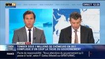 L'Édito éco de Nicolas Doze: La bataille de chiffres autour de l'emploi - 14/05