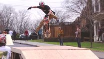 Comet Skateboards Ithaca Skate Jam with Original 2014 - Skateboard