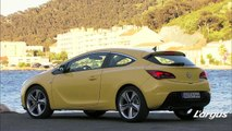 Essai vidéo Opel Astra GTC 2.0 CDTi 165 FAP Sport (2011)