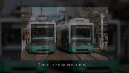 Matsuyama Trams