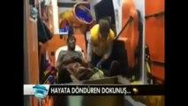 Somalı Madenci: 'Çizmelerimi çıkarayım sedye kirlenmesin'