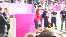 Le PSG à l'entraînement devant 2000 enfants: « Mon chouchou, c'est le Paris-Saint-Germain »