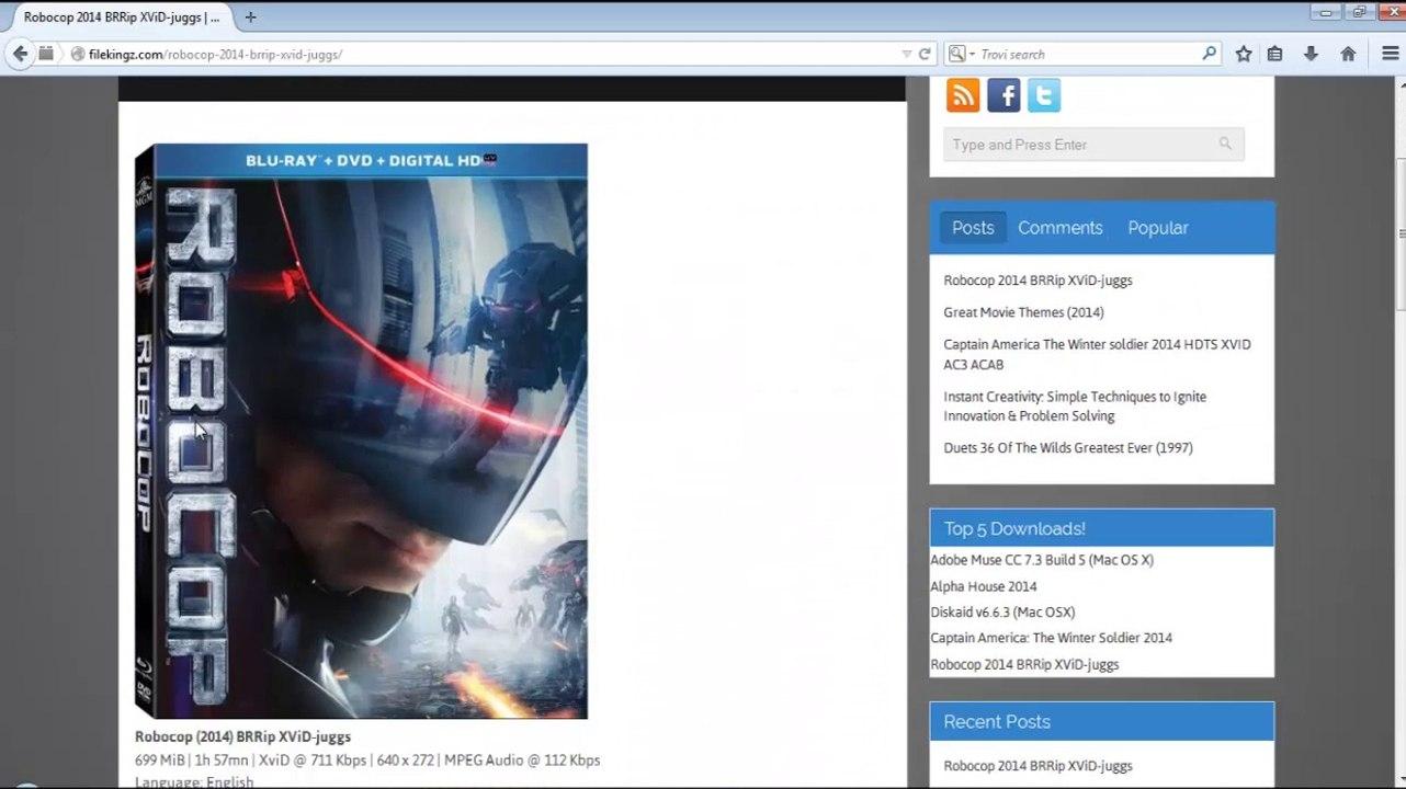 Alpha House 2014 Full Movie robocop 2014 brrip - video dailymotion