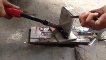 Dạy Cách Sử dụng sản phẩm máy hàn nbkr-500,máy hàn mig /mag để hàn nhôm
