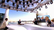 Les directs du Grand Journal et d'I-Télé interrompus par des intermittents à Cannes
