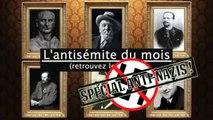 Alain Soral - Les antisémites du mois Spécial Antinazis - Patton, Truman, Nixon