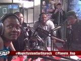 """Magic System feat. Soprano """"Chérie Coco"""" en live dans Planète Rap"""