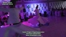 bursa ilahi grubu atalay prens otosansit papatya düğün salonu semazen grubu ile olan programı