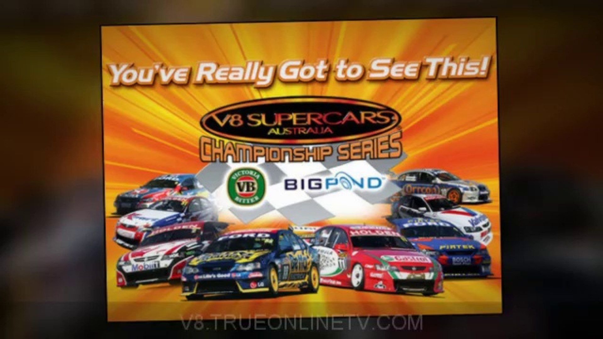 2013 Chill Perth 360 (V8 Supercars) Barbagallo - Race 1 - Touring Car Masters Round 2