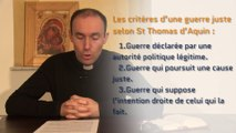 Les Vertus - Quatrième entretien avec Père Cédric Burgun