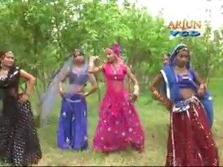 """Radha Sang Jhula Jhule """"Best Rajasthani Kanudo Bhajan 2014"""" By Hemraj Saini"""