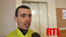 Interview de Fabrice Véron, jockey de Harbour of Hope