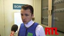 Interview de Stéphane Pasquier, le jockey de West of Vénus