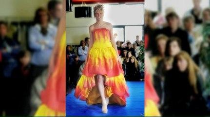 Stéphanie Mallet, créatrice de mode sur LCN