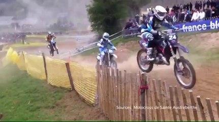 Motocross Ste Austreberthe sur LCN