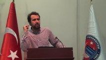 Basketbol Genç Erkekler Milli Takım Başantrenörü Taner Günay ÇOMÜ'de Konferans Verdi