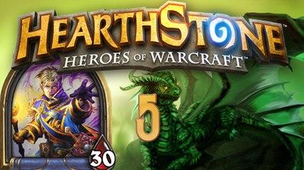 German Let's Play: Hearthstone Heroes of Warcraft, Priester, Part 5