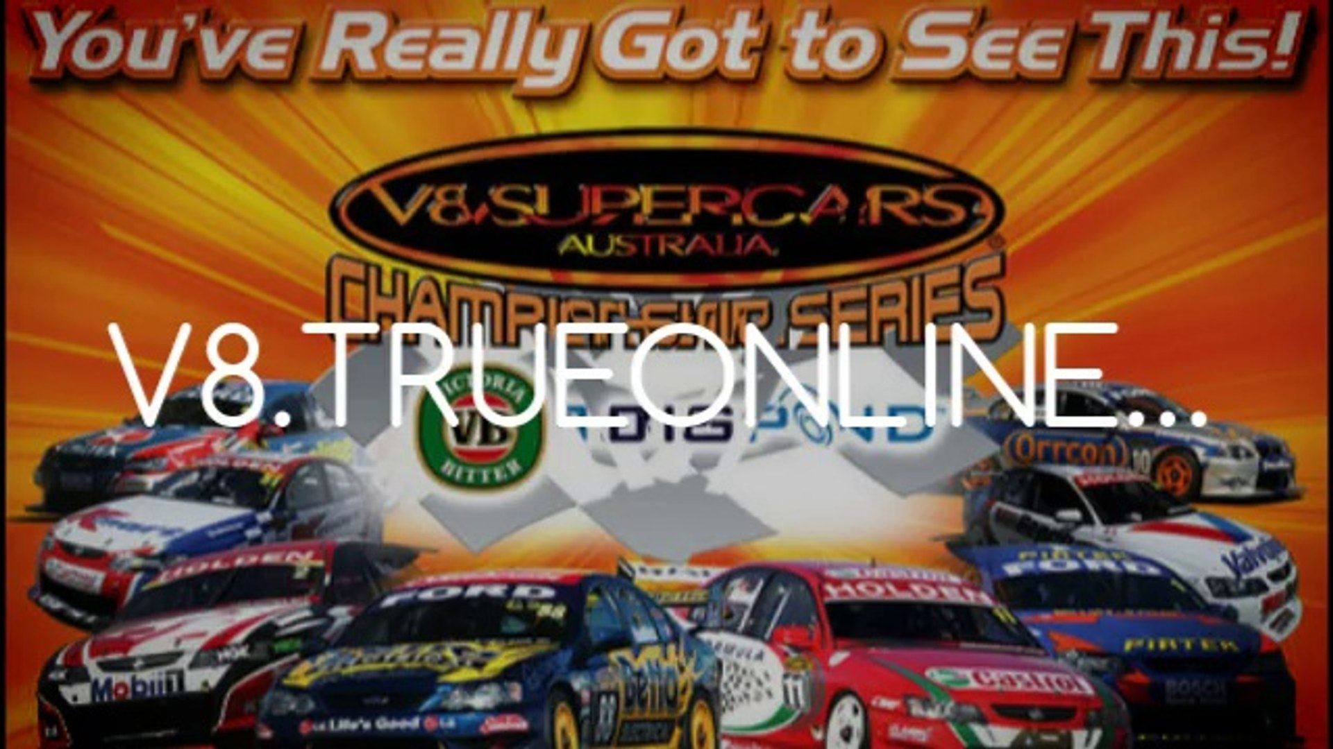 2013 Chill Perth 360 (V8 Supercars) Barbagallo - Race 2 - Touring Car Masters Round 2
