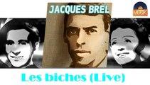 Jacques Brel - Les biches (Live) (HD) Officiel Seniors Musik