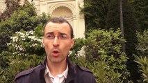"""Rencontre avec Jean-François Dubost, responsable du programme """"Personnes déracinées"""" pour Amnesty International"""