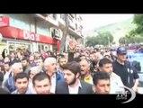 Strage miniera, consigliere Erdogan prende a calci dimostrante. A poca distanza dal luogo della tragedia