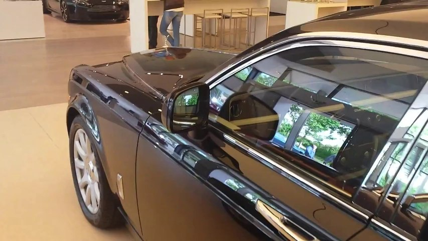 Rolls Royce Phantom Review Shared by Ali Mayar