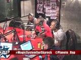 """Magic System """" Africa"""" en live dans Planète Rap"""