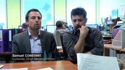 Interview de Christophe Mas et de Samuel Constant