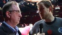 Pre-game interview: Joe Ingles, Maccabi Electra Tel Aviv