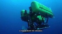 Nereus, le robot sous-marin a disparu dans les profondeurs de l'océan