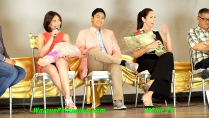 Maybe this time with Sarah Geronimo and Coco Martin Presscon-Highlights 2