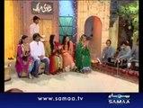 "Samaa TV: Maya Khan Morning Show .... Girls Dancing on ""Ali Ke Sath hay Zahra ki Shadi"""