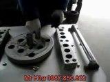 Máy uốn sắt Toàn Phong Trung Quốc GW 40, model GW 40, mâm uốn sắt GW 40