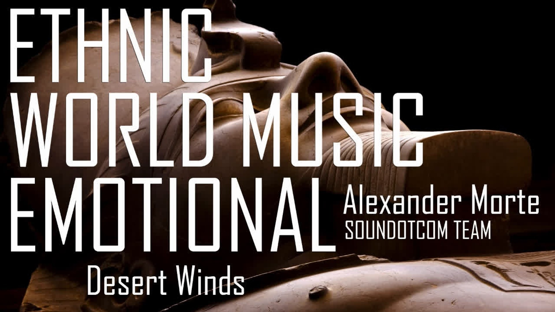 Royalty Free Music DOWNLOAD - World Music Ethnic Documentary | Desert Winds