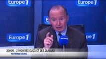 """Raymond Soubie raconte sa projection avec Jacques Chirac de """"L'Empire des sens"""""""