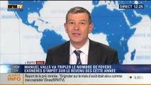 L'Édito éco de Nicolas Doze: Manuel Valls promet de relâcher la pression fiscale des ménages les plus modestes - 16/05