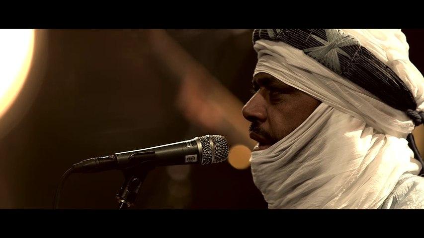 Tinariwen Live à Fip du 15 mai 2014