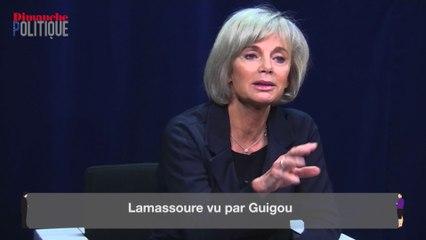 """Guigou : """"Lamassoure, un très bon ministre de l'Europe"""""""