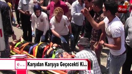 İskenderun da motosiklet bir kadına çarptı 8gunhaber [Yüksek Kalite ve Büyüklük]