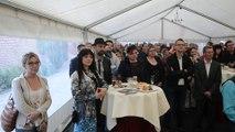 Inauguration du Vlan et de La Province à Mons