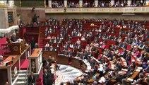 [ARCHIVE] Égalité filles-garçons : réponse de Benoît Hamon à la députée Monique Louwagie lors des questions au Gouvernement à l'Assemblée nationale, le 14 mai 2014