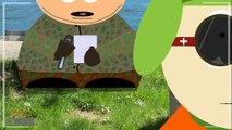 imitation voix Eric Cartman la Suisse