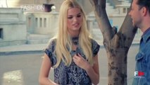 """DAPHNE GROENEVELD"" The New Icons for H&M 2013 by Fashion Channel"