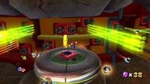 Super Mario Galaxy - Forteresse rocheuse - Étoile 1 : L'assaut de la forteresse