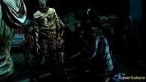 Soluce Walking dead Saison 2 - Episode 3 - Tuer le zombie qui mort Sarita