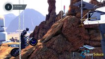 Sentier rocailleux - Défi : Bienvenue dans la Warp Zone 3 ! - Trials Fusion
