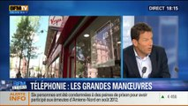 BFM Story: Téléphonie mobile: Les grandes manœuvres se poursuivent – 16/05