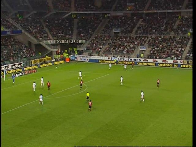 19/05/07 : Cyril Jeunechamp (88') : Rennes - Lorient (4-1)