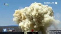 Syrie : des bombardements violents autour de Damas