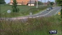 Sécurité routière : Le carrefour de Voivres-lès-le-Mans